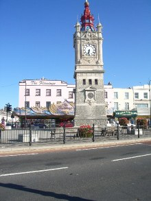 Margate, clock tower, Kent © Andrew Longton